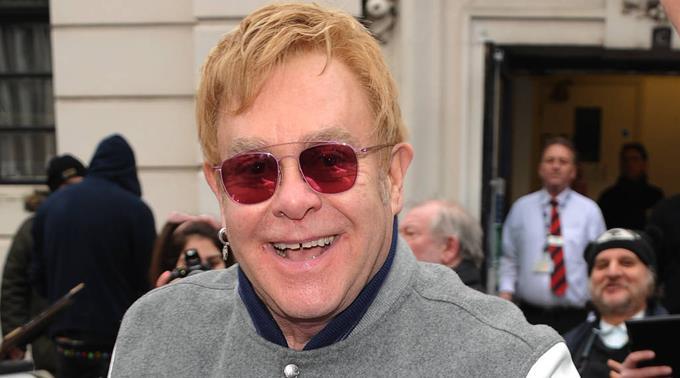 Elton John besitzt mehr als 7000 Kunstfotografien. (Archivbild)