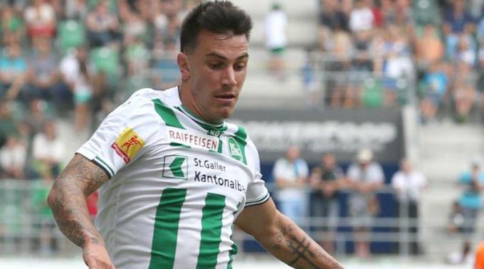 Sandro Gotal trägt künftig wieder das FCSG-Trikot.