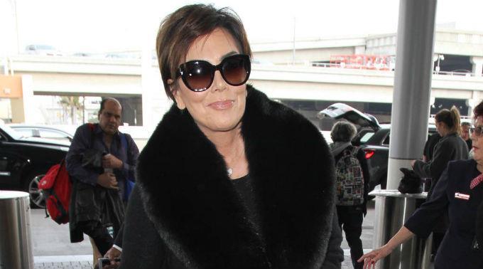 Kris Jenner wurde ein Problem mit Robs neuer Freundin nachgesagt.