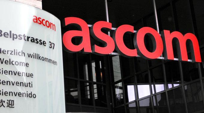 Ascom will sich künftig fokussieren.